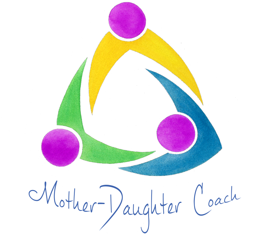 logo mother and daughter coach