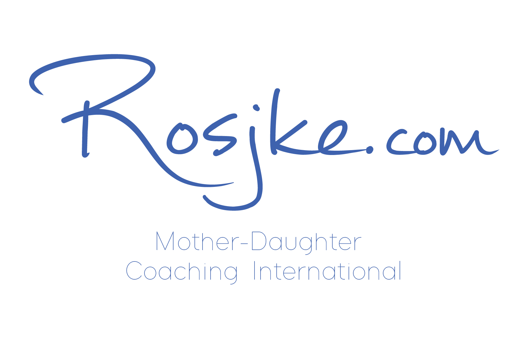 Rosjke mother daughter international coach